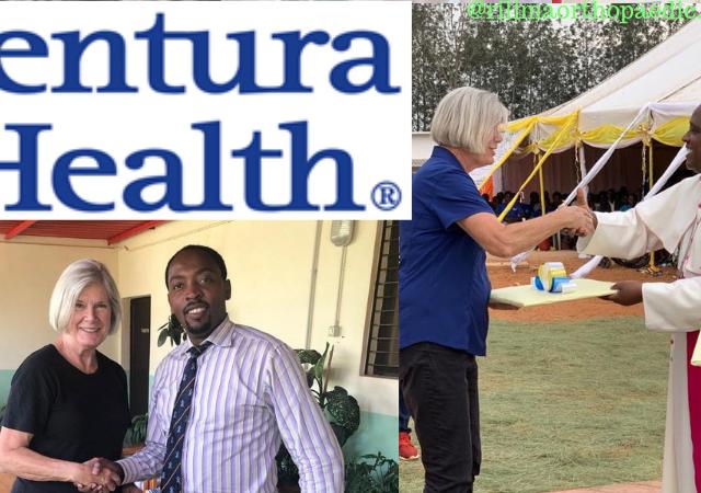 Partnership between Centura Health from Colorado (USA) with CCO Rilima: Shaping a roadmap!