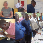 CCO RILIMA AND ITS PARTNERS ORGANIZE A TRAINING OF 21 DOCTORS, NURSES AND PHYSIOTHERAPISTS